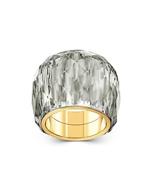 Swarovski Nirvana Faceted Ring