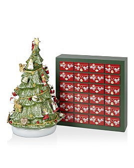 Villeroy & Boch - 2019 Christmas Toys Memory 3D Advent Calendar Tree