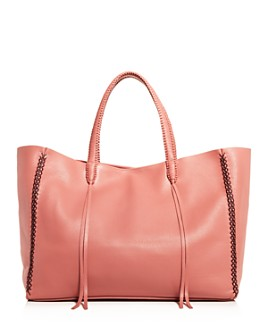 Callista - Iconic Leather Tote