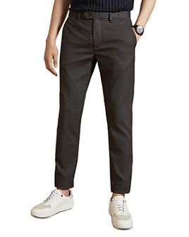 Ted Baker - Sarikar Semi-Plain Regular Fit Trousers