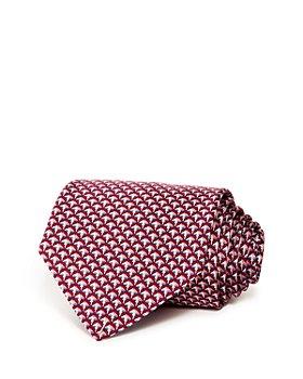 Salvatore Ferragamo - Stingray Silk Classic Tie