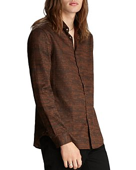 John Varvatos Collection - Printed Slim Fit Shirt