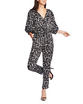 1.STATE - Floral Jumpsuit