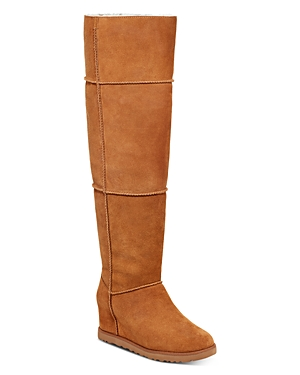 Ugg Boots Women's Classic Femme Over-the-Knee Boots