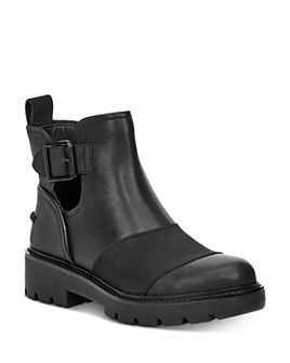 UGG® - Women's Stockton Leather Ankle Boots