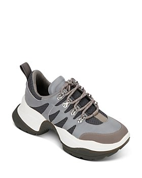 Kenneth Cole - Women's Maddox 2.0 Mixed Media Sneakers