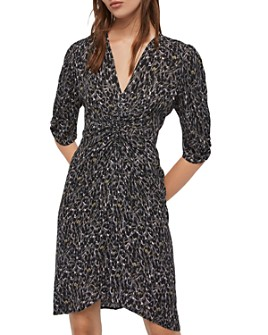 ALLSAINTS - Josephine Waterleo Ruched Dress
