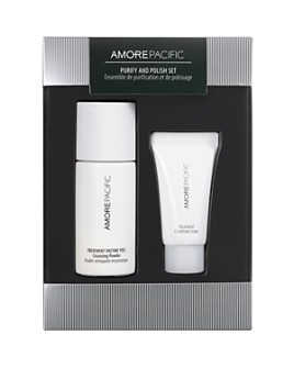 AMOREPACIFIC - Purify and Polish Set ($28 value)