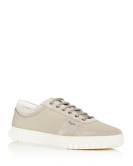 Salvatore Ferragamo - Men's Scuby Low-Top Sneakers