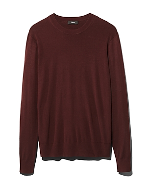 Theory Regal Wool Crewneck Sweater