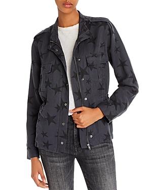 Rails Trey Star Print Utility Jacket-Women