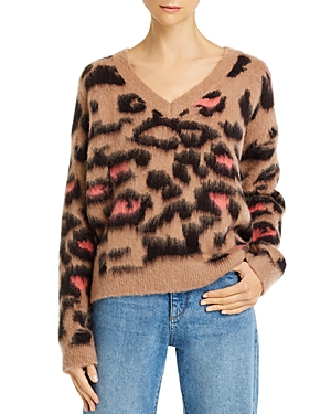 Wildfox Sweaters TATUM PREPPY KITTY SWEATER