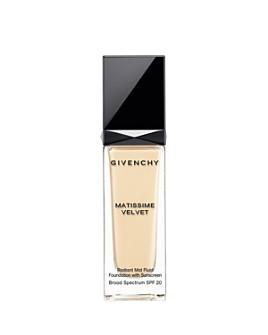 Givenchy - Matissime Velvet Radiant Mattifying Fluid Foundation SPF 20