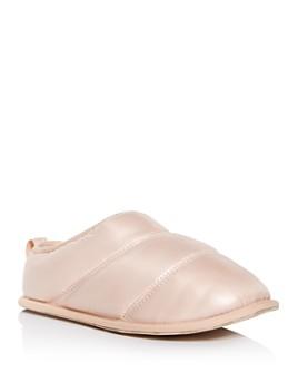 Sorel - Women's Hadley Quilted Waterproof Slippers