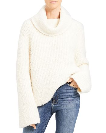 Theory - Air Cowl-Neck Sweater