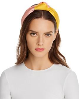 Eugenia Kim - Karyn Color-Block Knot Headband