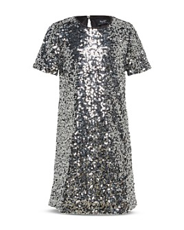 Bardot Junior - Girls' Miley Sequin Shift Dress - Big Kid