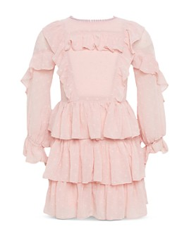 Bardot Junior - Girls' Taylor Tiered Dress - Big Kid