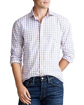 Polo Ralph Lauren - Classic Fit Gingham Shirt