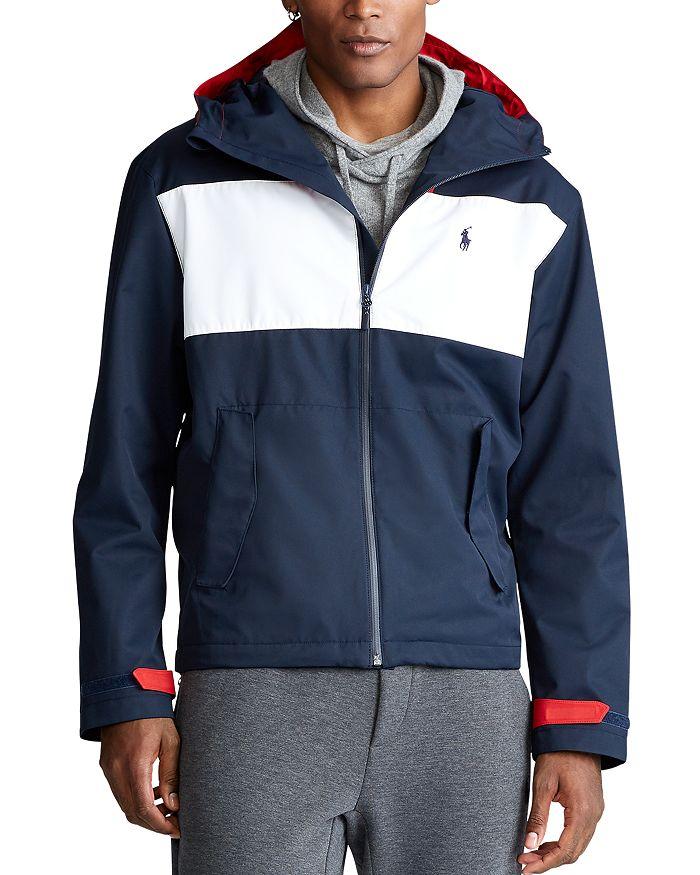 Polo Ralph Lauren - Hooded Color-Block Jacket