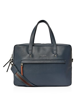 Ted Baker - Clownz Crossgrain Document Bag