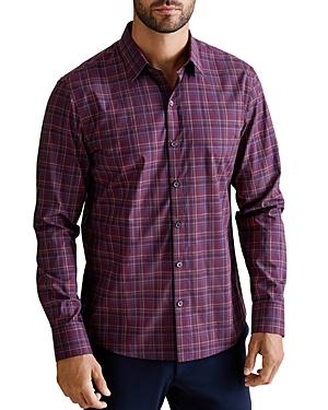 Zachary Prell T-shirts DIMICH REGULAR FIT SHIRT