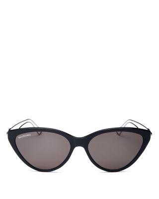 Cat Eye Sunglasses, 56mm