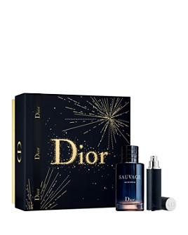 Dior - Sauvage Eau de Parfum Travel Spray 2-Piece Holiday Gift Set