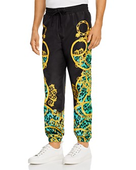 Versace Jeans Couture - Leo Chain Regular Fit Pants