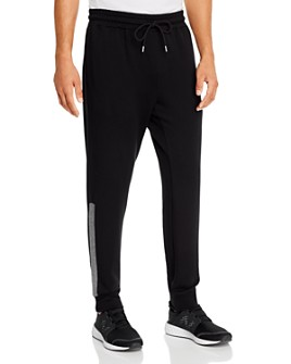 Velvet by Graham & Spencer - Luxe Fleece Slim Fit Jogger Pants