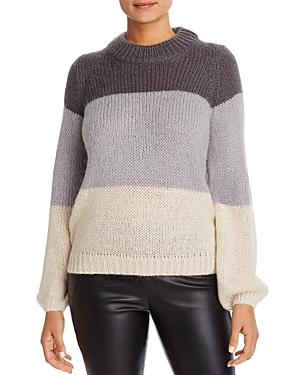 Vero Moda Sweaters COLOR-BLOCK SWEATER
