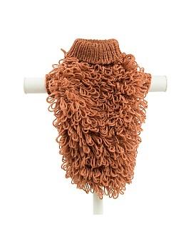 Max Bone - Curly Knit Dog Sweater