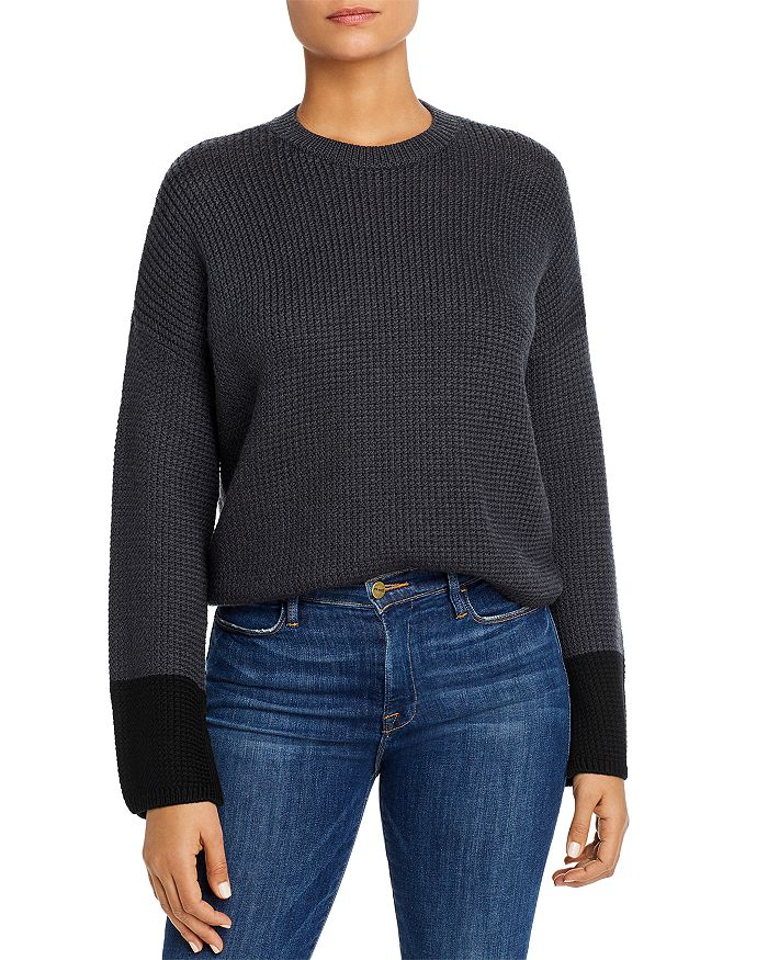 Eileen Fisher - Color-Block Sweater
