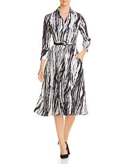 BOSS - Danimala Printed Shirt Dress