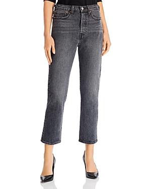 Levi's Wedgie Straight Jeans in Break A Leg