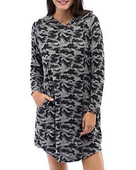 B Collection by Bobeau - Beth Hoodie Dress