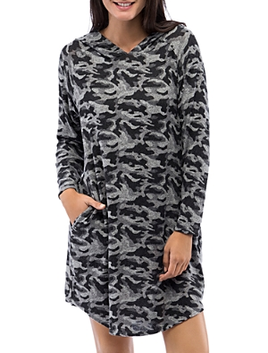 B Collection By Bobeau Dresses B COLLECTION BY BOBEAU BETH HOODIE DRESS