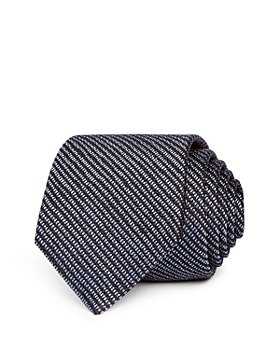 Theory - Lincoln Roadster Silk Skinny Tie
