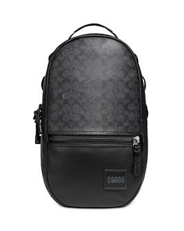 COACH - Signature Sport Canvas Backpack