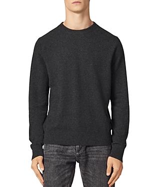 Sandro Cashmere Double-Thread Crewneck Sweater-Men