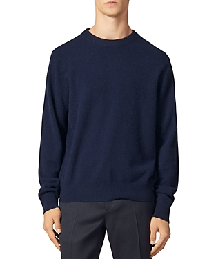 Sandro Sweaters CASHMERE DOUBLE-THREAD CREWNECK SWEATER