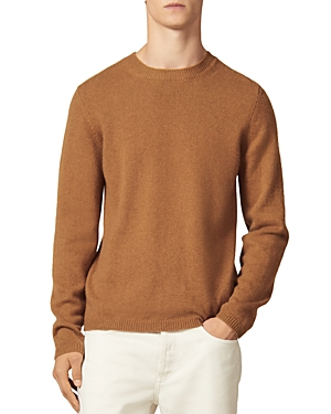 Sandro Sweaters CASHMERE CREWNECK SWEATER