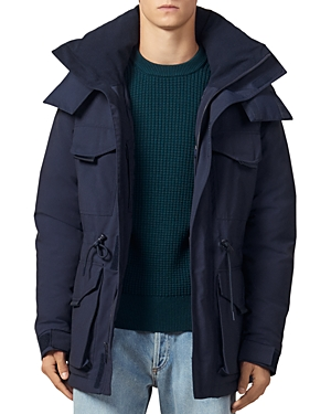 Sandro Tops POLAR DOWN PARKA
