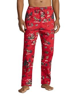 Polo Ralph Lauren - Adirondack Scenic Flannel Pajama Pants