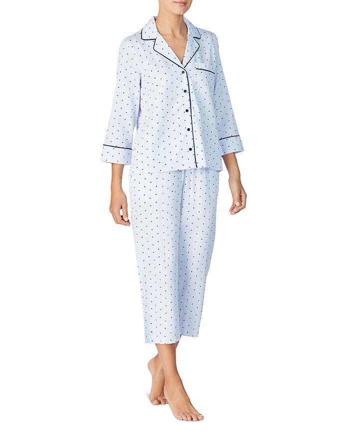 kate spade new york - Cropped Pajama Set