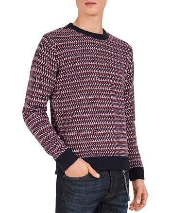 The Kooples - Jacquard Christmas Sweater