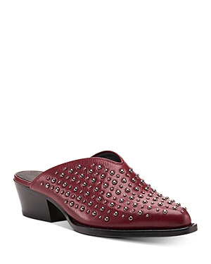 Botkier Mules WOMEN'S TRIXIE STUDDED MULES