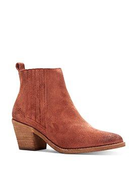 Frye - Women's Alton Leather Chelsea Boots