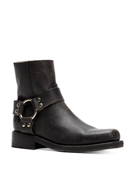 Frye - Women's Ryder Harness Leather Booties