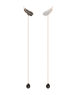 Swarovski Accessories NAUGHTY DROP EARRINGS